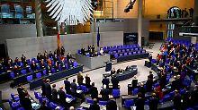 Lohnentwicklung als Kompass: Bundestag will sich die Diäten erhöhen