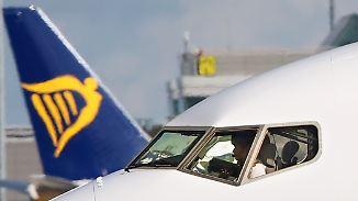 Arbeitskampf bei Ryanair: Auch italienische und irische Piloten wollen streiken