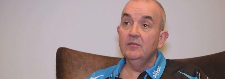 """Phil Taylor zu seiner letzten Darts-WM: """"Würde im Finale am liebsten auf Barney treffen"""""""