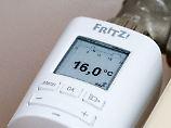 Thermostat FritzDECT 301 im Test: So regelt die Fritzbox die Heizung