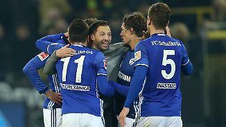 Zur Abwechslung ruhige Weihnachten: Taktikfuchs Tedesco treibt Schalke das Verlieren aus