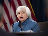 Um 0,25 Prozentpunkte: US-Notenbank erhöht Leitzins erneut