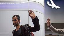 Bamf übernimmt Asylverfahren: Abgeschobener Afghane kehrt zurück