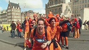 Gegen billiges Schmuddel-Image: Amsterdamer sagen Partytouristen den Kampf an