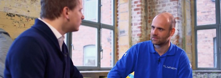 "Startup News: Michael Petrosjan, FlyNex: ""Man kann alles zweckentfremden"""