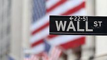 Der Börsen-Tag: Dow-Jones-Index springt erstmals über 25.000 Punkte
