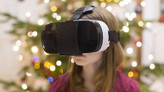 Vom Fernseher zum Saugroboter: Technik-Trends unterm Weihnachtsbaum