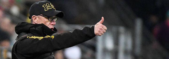 """""""Nagelsmann? Guter Mann, super Job!"""": Stöger juckt Trainer-Debatte nicht"""