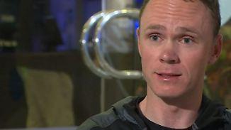 Martin wettert gegen Weltverband: Froome bestreitet Dopingvorwürfe
