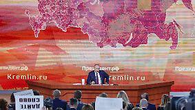 Enthüllungen um Staatsdoping: Putin diffamiert russischen Whistleblower