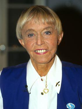 Firmengründerin Beate Uhse (1919-2001)