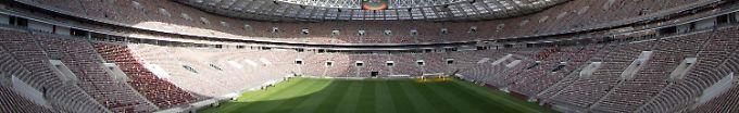 Der Sport-Tag: 14:43 Löw hat gesprochen: DFB bezieht Quartier in Moskau