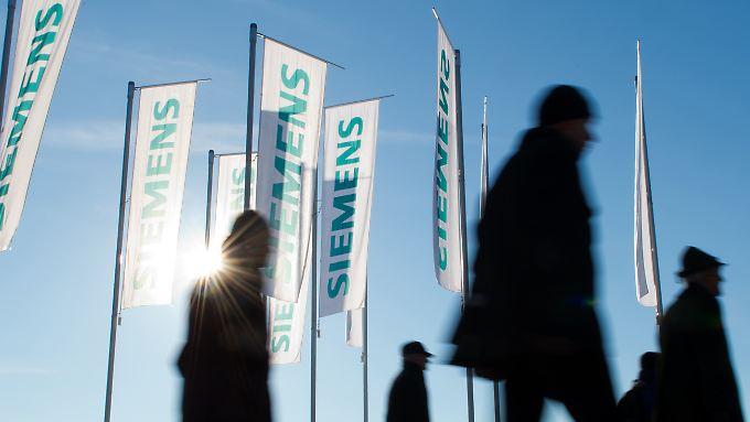 Siemens gilt als klassischer Vertreter der alten Industrie.