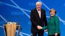 Endlich wieder Frieden: Merkel hätte fast Drafi Deutscher gehört
