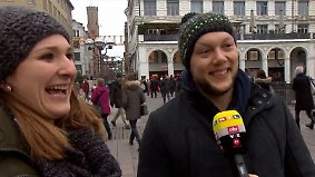 """""""Ich stehe meistens als Idiot da"""": Warum Paare unterm Weihnachtsbaum streiten"""