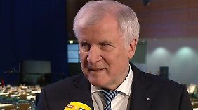 """Horst Seehofer im n-tv Interview: """"Markus Söder ist ein Alphatier"""""""