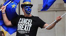 Brexit verliert an Unterstützung: Britische Mehrheit wünscht sich EU-Verbleib