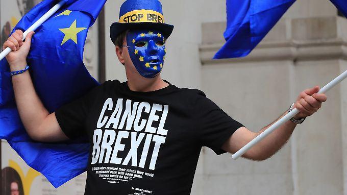 Ob sich der Brexit noch verhindern lässt?