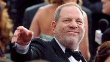 Kampf gegen sexuelle Übergriffe: Hollywood gründet Missbrauchskommission