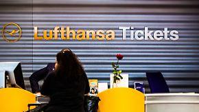 Monopol alarmiert Verbraucherschützer: Lufthansa-Kunden erzürnt über gestiegene Flugpreise