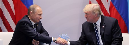 Putin dankt Trump für Hinweise: Russland verhindert Anschlag dank CIA
