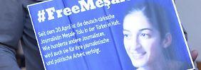 Zweiter Prozesstag in Istanbul: Abgeordnete fordert Ende der U-Haft für Tolu