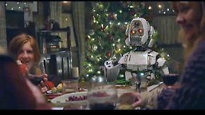 Rührend, lustig oder heldenhaft: Supermärkte buhlen um beste Weihnachtswerbung