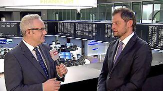 """Frank Meyer spricht mit Martin Utschneider: """"Wir wissen, dass wir nichts wissen"""""""