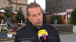 """Feuerwehrchef Gräfling zum Amri-Anschlag: """"Einige Kollegen haben das noch nicht verarbeitet"""""""