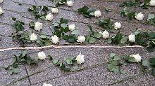 Berlin gedenkt am Jahrestag des Anschlags der Opfer.