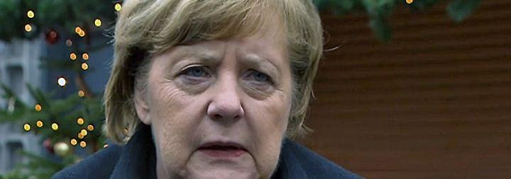 """Merkel über Breitscheidplatz-Anschlag: """"Unser Staat hat Schwächen in dieser Situation gezeigt"""""""