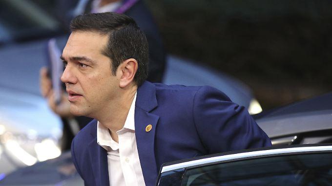 """Tsipras: """"Wir lassen eine Periode hinter uns, an die sich niemand erinnern will."""""""