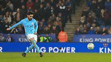 Gündogan bereitet Treffer vor: Arsenal und City stürmen Pokal-Halbfinale