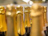 EuGH urteilt trocken: Champagner im Sorbet geht in Ordnung