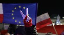 Umstrittene Justizreform: EU leitet Strafverfahren gegen Polen ein