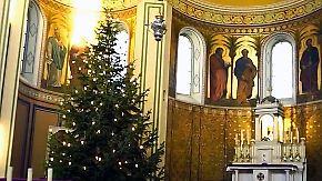 """""""So denkt Deutschland"""": Nur jeder Zweite geht an Weihnachten in die Kirche"""