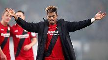 Bremen besiegt im Pokal Freiburg: Bailey schießt Leverkusen ins Viertelfinale