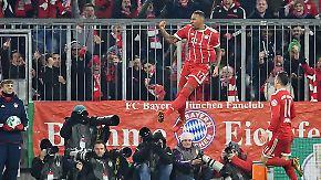 Schnell weg, schnell in die Winterpause: Dortmund leidet und die Bayern feiern