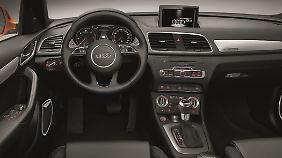 Die Verarbeitung lässt bei Audi ohnehin kaum Fragen offen.