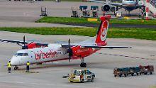 Brüssel gibt grünes Licht: Lufthansa darf Air-Berlin-Teile kaufen
