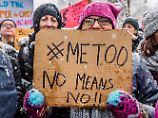 Bestimmende Debatte 2017: #Metoo ist mehr als Gewalt gegen Frauen