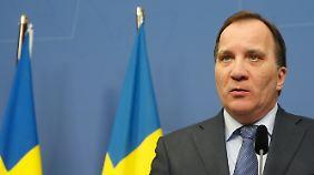 """Der schwedische Ministerpräsident Stefan Löfven: """"Ist der Sex nicht freiwillig, so ist er illegal."""""""