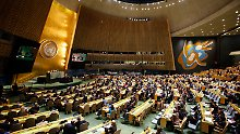 Resolution zu Jerusalem-Status: UN-Vollversammlung verurteilt USA-Vorstoß