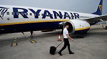 Kein Verständnis für Piloten: Ryanair will trotz Streiks nach Plan fliegen