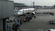 Nur vereinzelt Flugausfälle: Streiks bei Ryanair verpuffen überwiegend