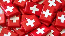 """Subvention für Schoko-Export: Schweizer """"Schoggi-Gesetz"""" fällt 2018"""