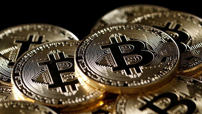 Experten raten von der Spekulation mit Bitcoins ab.