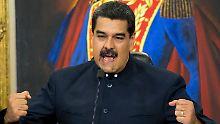 Keine Rückkehr nach Venezuela: Caracas schmeißt Brasiliens Botschafter raus