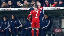 """""""Ein wunderbares Comeback"""": Bayern-Boss dankt und lobt Heynckes"""