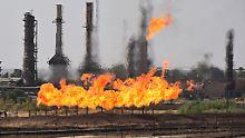 Nach Rückeroberung von Kirkuk: Irak plant Öl-Pipeline in Kurdengebiet